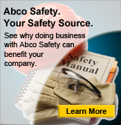 Why Abco is your best Safety Supplier
