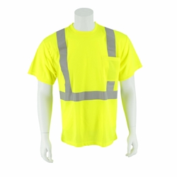 Class 2 Stay Dry Shirt Yellow
