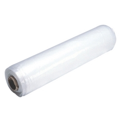Clear Poly Film Sheeting 20' x 100' x 3 mil