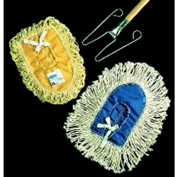 Frame & Handle For Wedge Dust Mop