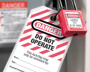 Lock Out Tag Out Lockout Tagout Devices Kits Abco