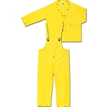 3 Piece FR/Chemical Resistant Rainsuit