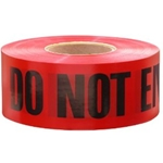Danger: Do Not Enter Tape