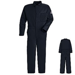 9 oz. Navy Classic FR Coverall