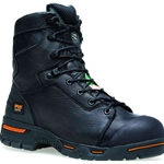 "Timberland Endurance 8"" Steel Toe Black"