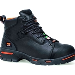 "Timberland Endurance 6"" Steel Toe Black"