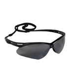 Kimberly Clark Nemesis Black Smoke Lens Safety Glass