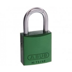 "1"" Lock Keyed Different Green"