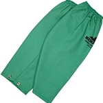 "18"" Green FR Cotton Sleeve"