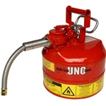 1.5 Gallon Type 2 Red Safety Can