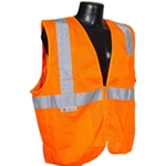FR Treated Orange Mesh Vest