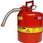 5 Gal Type 2 Red Safety Can