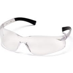 ZTek Clear Lens Clear Frame Safety Glass