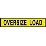 "18"" x 84"" Oversized Load Sign"