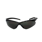 Adversary Smoke Lens Black Frame Safety Glass