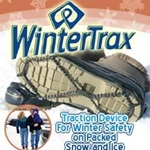 WinterTrax Traction Shoe Cover