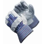 Economy Cowhide Leather Palm Glove