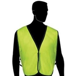 Economy One Size Fits All Vest Green