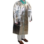 13oz Aluminized Carbon/Kevlar Coat 2XL