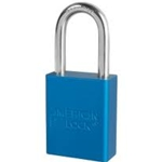 "1.5"" Lock Keyed Different Blue"