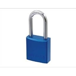 "1"" Lock Keyed Different Blue"