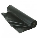 Black Poly Film Sheeting 12' x 100' x 6 mil