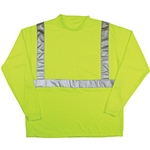 Class 2 Long Sleeve Shirt Yellow