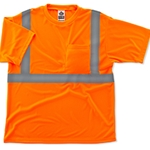 Class 2 Stay Dry Shirt Orange