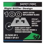 Safety Point Blades 100/Box