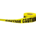 "Caution Tape 3"" x 1000'"
