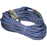 ANSI Hook/Loop Lifeline 25'