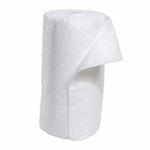 "30"" x 150"" White Roll Sorbent"