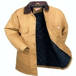Quilted Duck Chore Coat