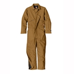 Duck Insulated Coverall - 65/35 Polyester Cotton