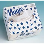 MagicWipes Pop-Up Tissue 60 Boxes/ Case