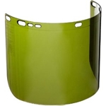 Dark Green Propionate Visor