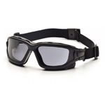 I-Force Black/Smoke AF Dual Lens Safety Glass