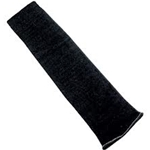"14"" Black Kevlar Sleeve No Thumbhole"
