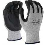 ANSI 3 Cut Resistant Glove Nitrile on HPPE