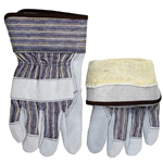 Premium Safety Kevlar Lined Leather Gloves