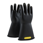 "14"" Black Class 2 Electrical Gloves"