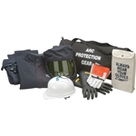 43 Cal Arcflash Jacket and Bib Kit w/ out Gloves
