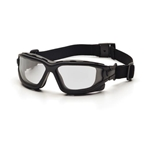 I-Force Slim Clear Dual AntiFog Lens