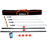 Zipwall 4 Pack Plus