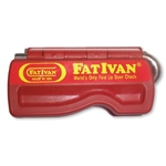 Fat Ivan Door Chock Red