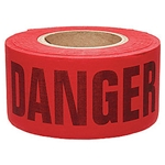 Re-Pulpable Barricade Tape