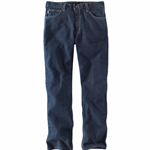 Men's Flame Resistant Rugged Flex® Straight Traditional Fit Jean