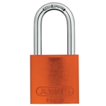 "1-9/16"" Orange Lock Keyed Different"
