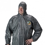 Disposable Pyrolon Coverall CRFR 12/Case