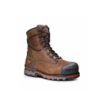 "Boondock 8"" Brown Work Boot"